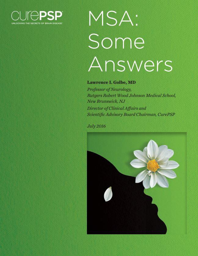 MSA: Some Answers