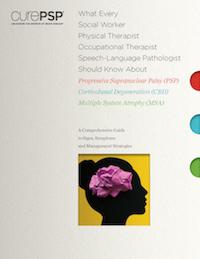 CurePSP Allied Health Brochure
