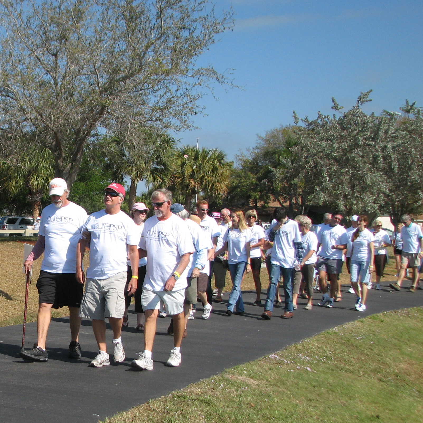 Upcoming Featured Event - CurePSP Awareness and Memorial Walk