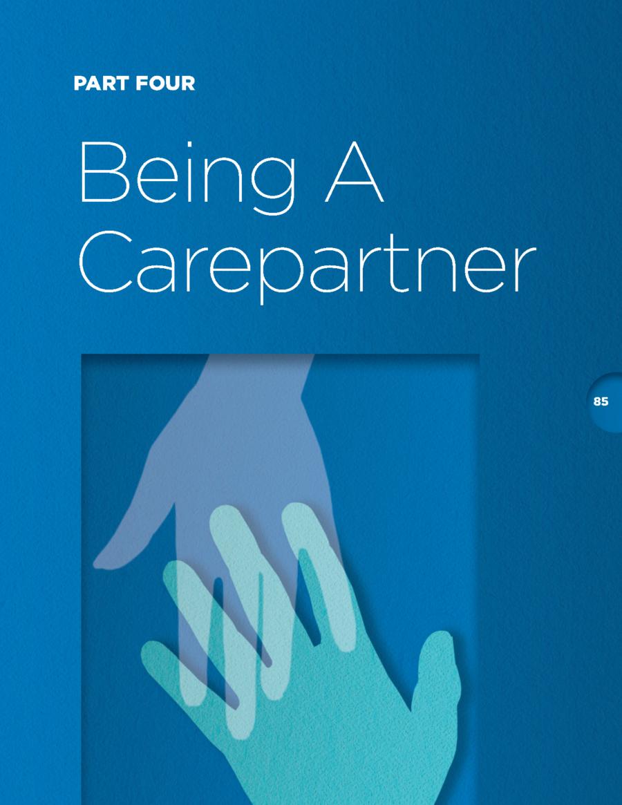Carepartner Guidebook