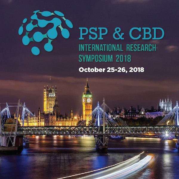 First International Research Symposium on PSP & CBD at the Royal College of Physicians in London, U.K.