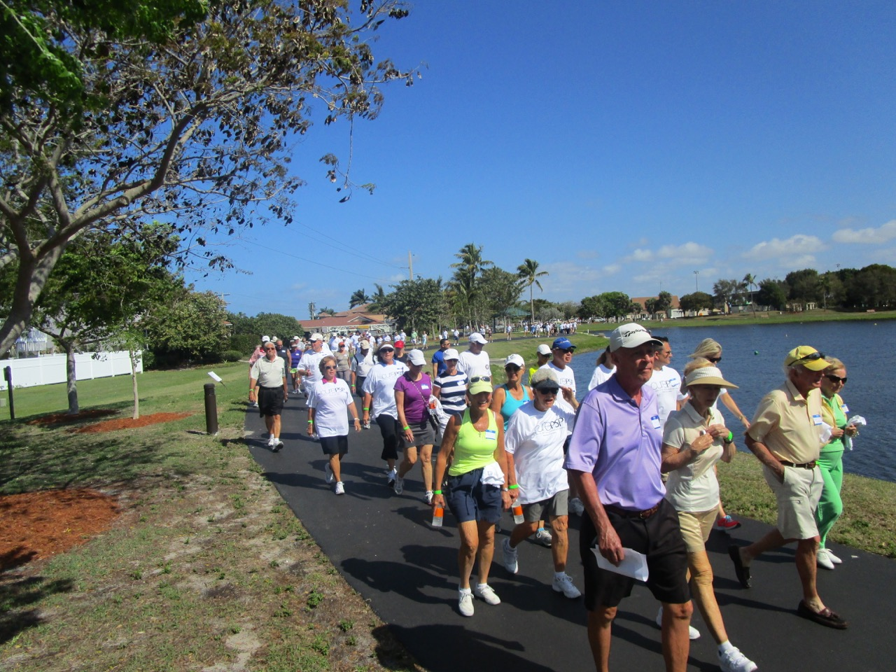 The 17th Annual CurePSP Awareness and Memorial Walk