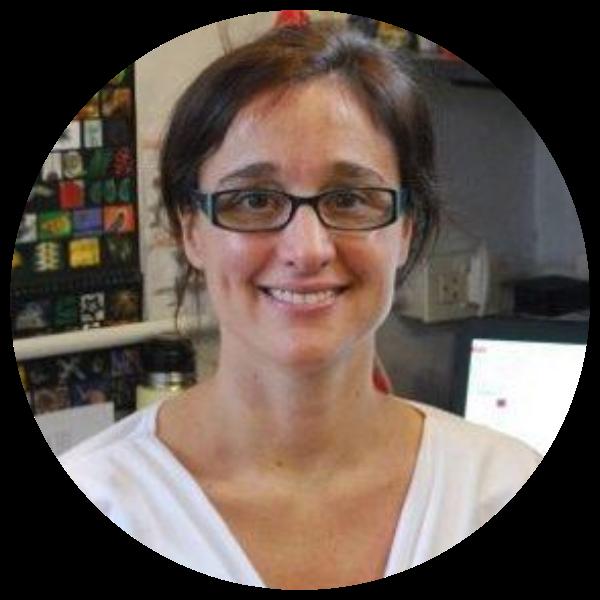 Dr. Maria-Elena Avale, Instituto de Investigaciones en Ingeniería Genética y Biología Molecular, Buenos Aires, Argentina