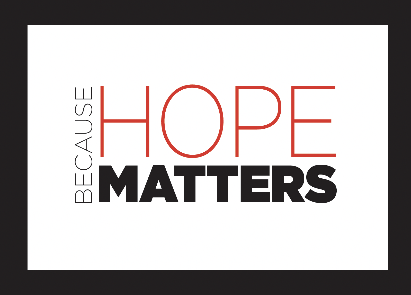 Because Hope Matters Appeal