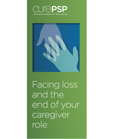 Facing Loss and the End of your Caregiver Role