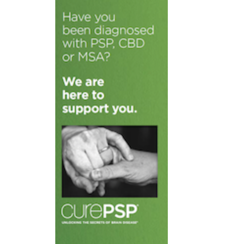 Have You Been Diagnosed with PSP, CBD, or MSA?